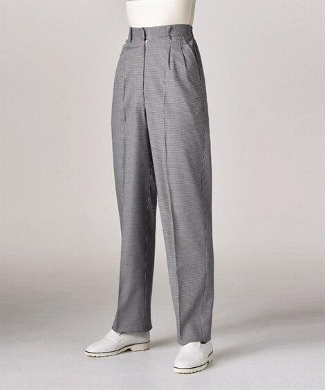 MONTBLANC 7-113 パンツ(半ゴム)(女性用) ナースウェア・白衣・介護ウェア