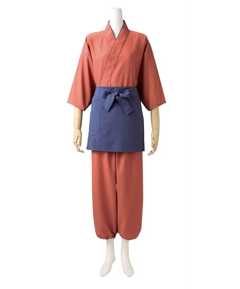 MONTBLANC 7-331 作務衣パンツ(女性用) 【業務用】コック服