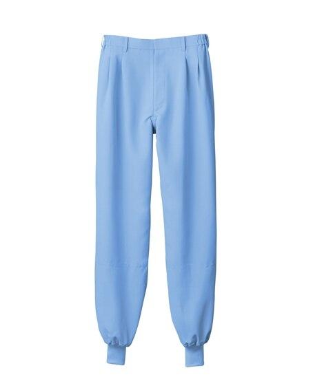 MONTBLANC 7-472CB パンツ(裾フライス)(男女兼用) 【業務用】コック服