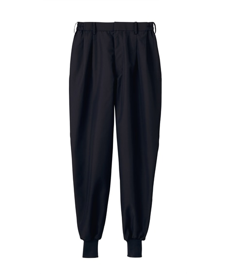 MONTBLANC 7-529 パンツ(裾フライス)(男女兼用) 【業務用】コック服