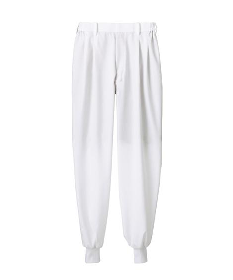 MONTBLANC 7-531 パンツ(裾フライス)(男女兼用) 【業務用】コック服