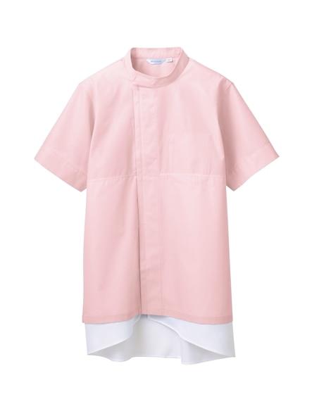 MONTBLANC 8-736 ブルゾン(半袖)(男女兼用) 【業務用】コック服