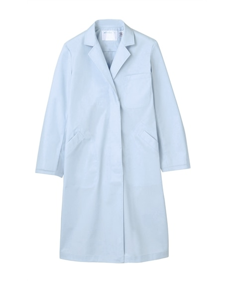 MONTBLANC 51-103 ドクターコート(長袖)(女性用) ナースウェア・白衣・介護ウェア