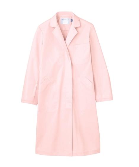 MONTBLANC 51-105 ドクターコート(長袖)(女性用) ナースウェア・白衣・介護ウェア