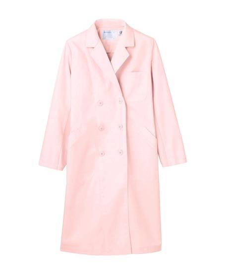 MONTBLANC 51-115 ドクターコート(長袖)(女性用) ナースウェア・白衣・介護ウェア