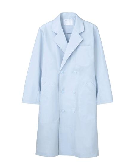 MONTBLANC 51-813 ドクターコート(長袖)(男性用) ナースウェア・白衣・介護ウェア