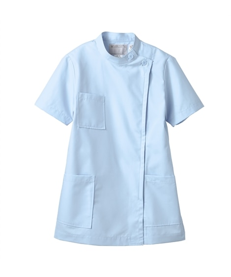 MONTBLANC 52-114 ケーシー(半袖)(女性用) ナースウェア・白衣・介護ウェア