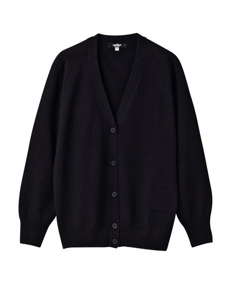 MONTBLANC 56-021 カーディガン(長袖)(女性用) ナースウェア・白衣・介護ウェア