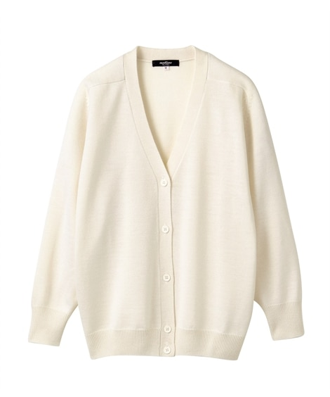 MONTBLANC 56-022 カーディガン(長袖)(女性用) ナースウェア・白衣・介護ウェア