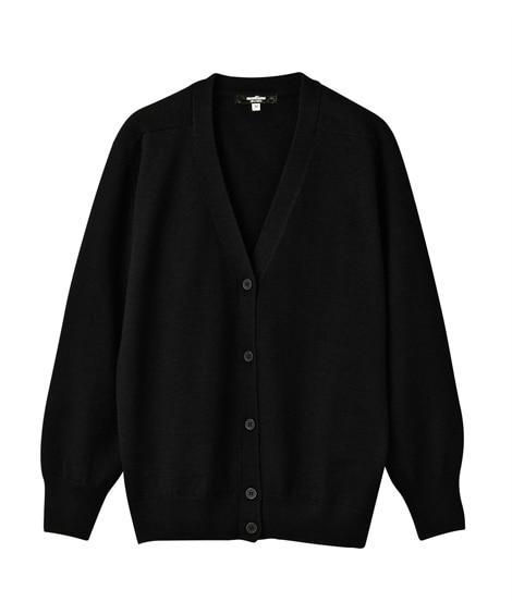MONTBLANC 56-027 カーディガン(長袖)(女性用) ナースウェア・白衣・介護ウェア
