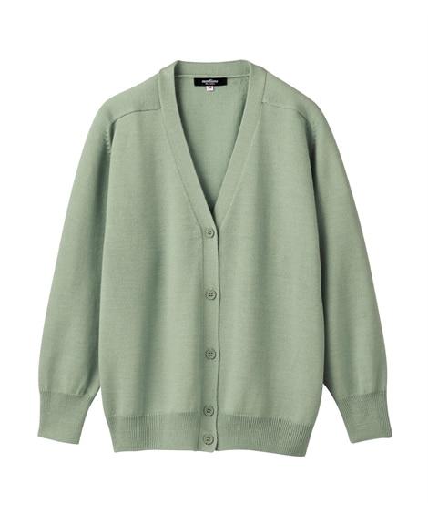 MONTBLANC 56-038 カーディガン(長袖)(女性用) ナースウェア・白衣・介護ウェア