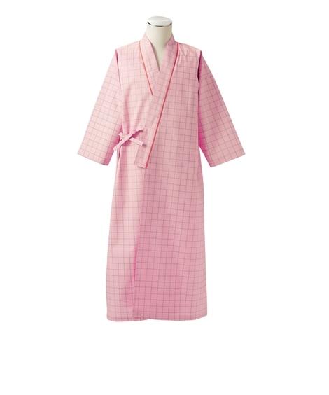 MONTBLANC 59-445 患者衣着物式(8分袖)(男女兼用) ナースウェア・白衣・介護ウェア