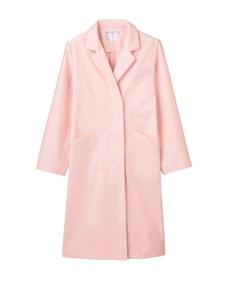 MONTBLANC 71-065 ドクターコート(長袖)(女性用) ナースウェア・白衣・介護ウェア