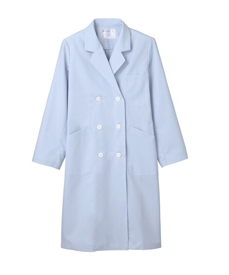 MONTBLANC 71-073 ドクターコート(長袖)(女性用) ナースウェア・白衣・介護ウェア