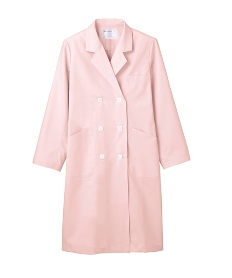 MONTBLANC 71-075 ドクターコート(長袖)(女性用) ナースウェア・白衣・介護ウェア