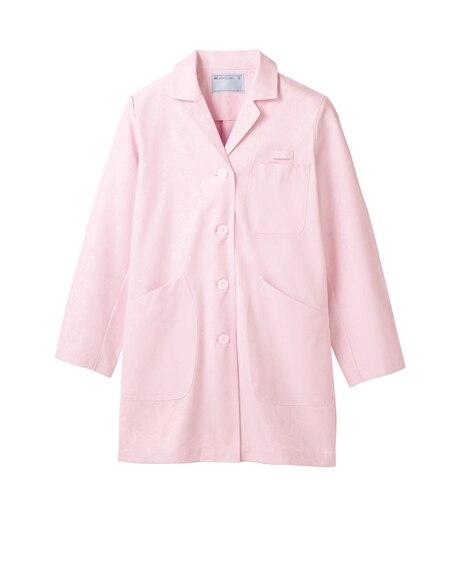 MONTBLANC 71-085 ドクターコート(長袖)(女性用) ナースウェア・白衣・介護ウェア