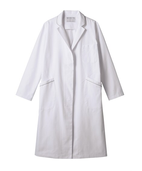 MONTBLANC 71-090 ドクターコート(長袖)(女性用) ナースウェア・白衣・介護ウェア