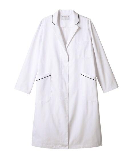 MONTBLANC 71-099 ドクターコート(長袖)(女性用) ナースウェア・白衣・介護ウェア