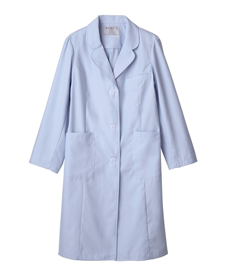 MONTBLANC 71-123 ドクターコート(長袖)(女性用) ナースウェア・白衣・介護ウェア