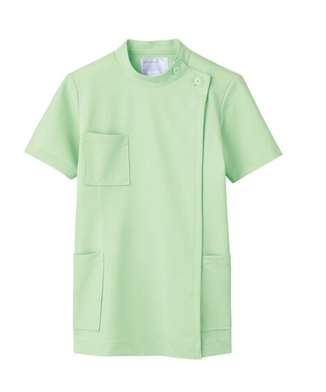 MONTBLANC 72-208 ケーシー(半袖)(女性用) ナースウェア・白衣・介護ウェア
