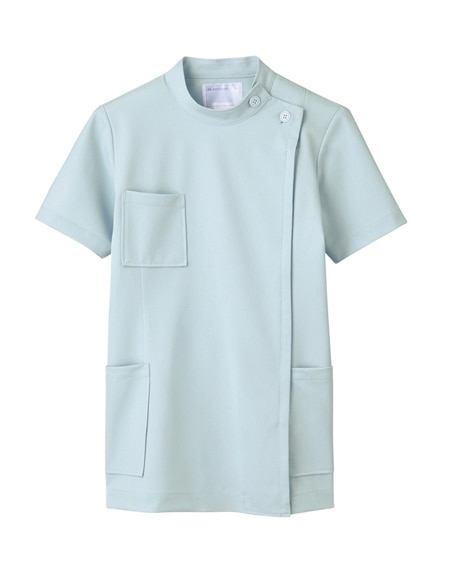 MONTBLANC 72-218 ケーシー(半袖)(女性用) ナースウェア・白衣・介護ウェア