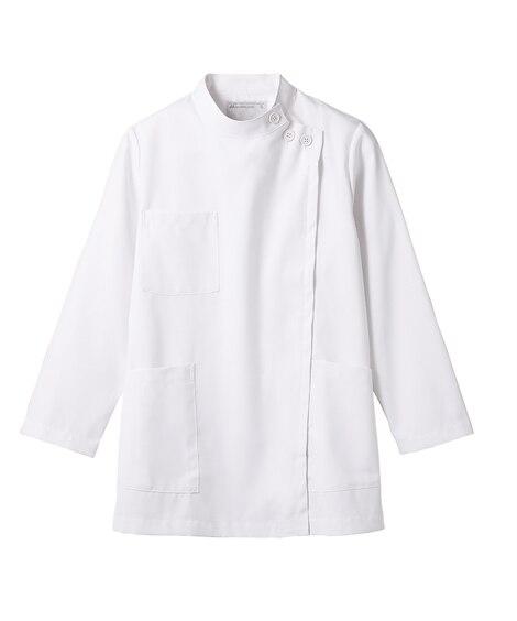 MONTBLANC 72-351 ケーシー(長袖)(女性用) ナースウェア・白衣・介護ウェア