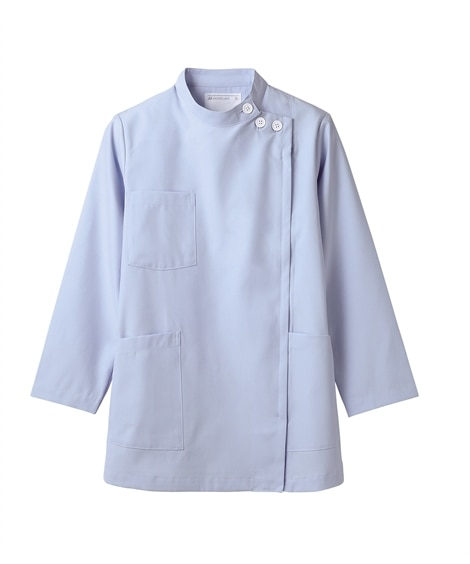 MONTBLANC 72-355 ケーシー(長袖)(女性用) ナースウェア・白衣・介護ウェア
