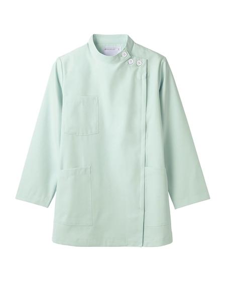 MONTBLANC 72-357 ケーシー(長袖)(女性用) ナースウェア・白衣・介護ウェア