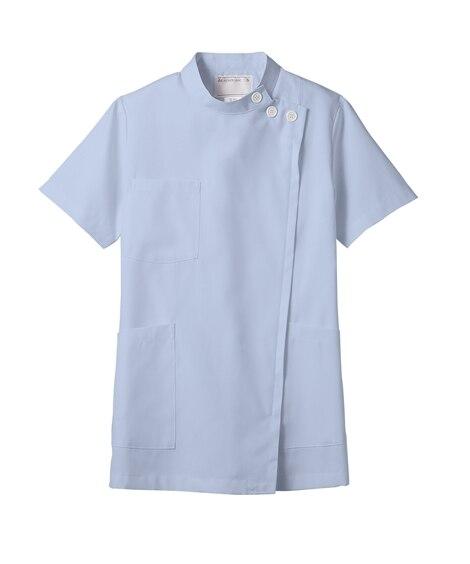MONTBLANC 72-356 ケーシー(半袖)(女性用) ナースウェア・白衣・介護ウェア