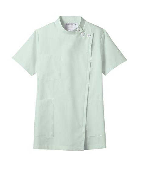 MONTBLANC 72-358 ケーシー(半袖)(女性用) ナースウェア・白衣・介護ウェア