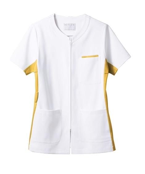 MONTBLANC 72-395 スクラブ(半袖)(女性用) ナースウェア・白衣・介護ウェア