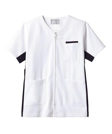 MONTBLANC 72-648 スクラブ(半袖)(男女兼用) ナースウェア・白衣・介護ウェア