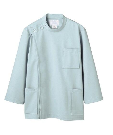 MONTBLANC 72-717 ケーシー(8分袖)(男性用) ナースウェア・白衣・介護ウェア