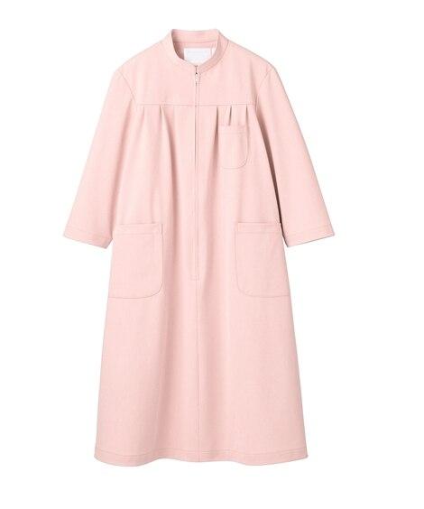 MONTBLANC 73-023 マタニティワンピース(7分袖)(女性用) ナースウェア・白衣・介護ウェア