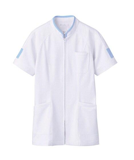 MONTBLANC 73-1274 ジャケット(半袖)(女性用) ナースウェア・白衣・介護ウェア