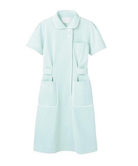 MONTBLANC 73-1438 ナースワンピース(半袖)(女性用) ナースウェア・白衣・介護ウェア