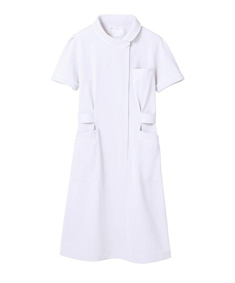 MONTBLANC 73-1472 ナースワンピース(半袖)(女性用) ナースウェア・白衣・介護ウェア