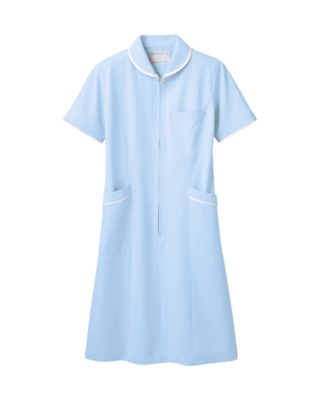MONTBLANC 73-1556 ナースワンピース(半袖)(女性用) ナースウェア・白衣・介護ウェア