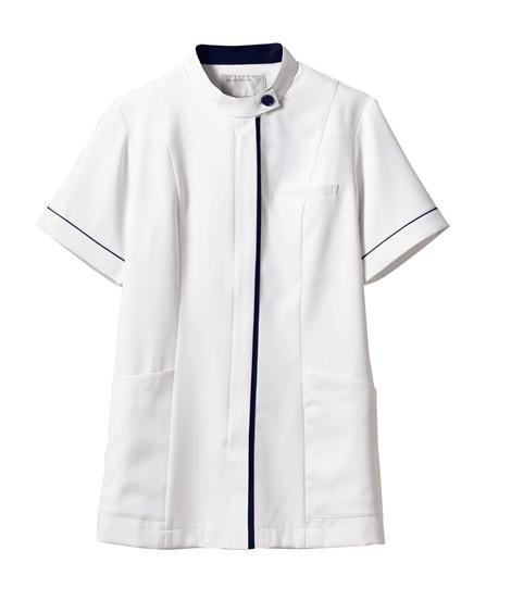 MONTBLANC 73-2068 ナースジャケット(半袖)(女性用) ナースウェア・白衣・介護ウェア