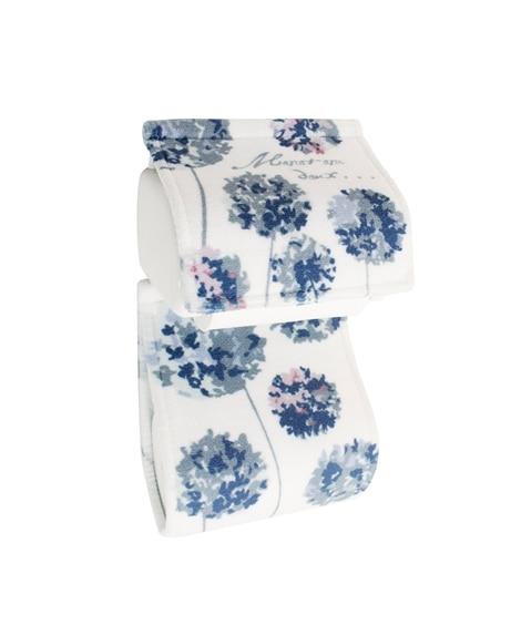 パステルカラーでトイレが華やぐペーパーホルダーカバー ペーパーホルダーカバー・トイレスリッパ, Toilet goods(ニッセン、nissen)