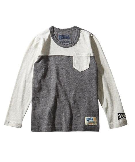 【VICTORY OF ALPHA】長袖Tシャツ(男の子 女...