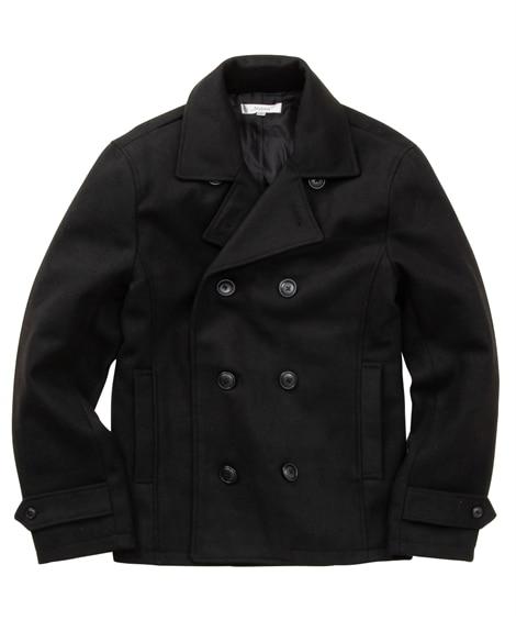 メルトンショートPコート コート, Coat