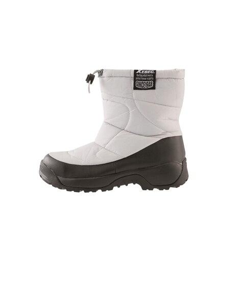 ジーベック 85722 鋼製先芯 ショート丈防寒セフティシューズ 長靴