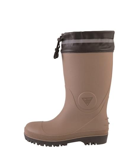 ジーベック 85721 鋼製先芯 セフティ防寒長靴 長靴