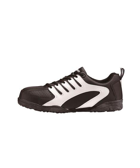 ジーベック 85402 樹脂先芯 クールカジュアルセフティシューズ(男女兼用) 安全靴・セーフティーシューズ