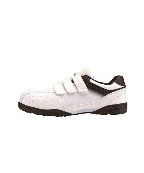 ジーベック 85404 樹脂先芯 面ファスナーセフティシューズ(男女兼用) 安全靴・セーフティーシューズ