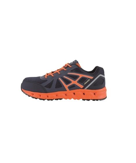 ジーベック 85142 鋼製先芯 ソールベンチレーション採用セフティシューズ(男女兼用) 安全靴・セーフティーシューズ