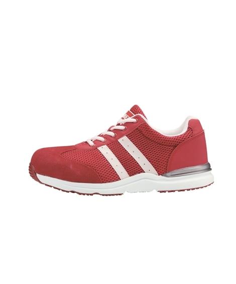 ジーベック 85110 樹脂先芯 メッシュセフティシューズ 安全靴・セーフティーシューズ