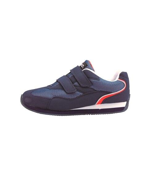 ジーベック 85102 穴アキ鋼製先芯 面ファスナーセフティシューズ(男女兼用) 安全靴・セーフティーシューズ