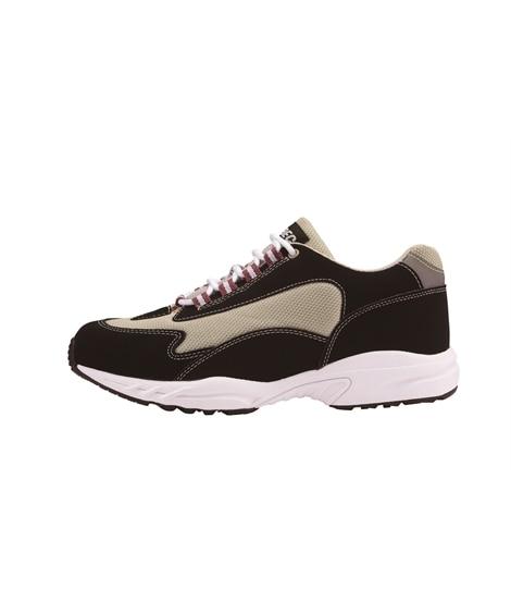 ジーベック 85002 穴アキ鋼製先芯 ロングセラーツートンカラーセフティシューズ(男女兼用) 安全靴・セーフティーシューズ
